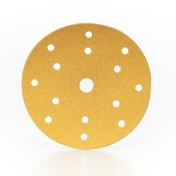 DISCO CARTA CORINDONE SCS D.180 GR.120 VELCRO (X LEVIGATRICE EINHELL)