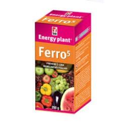 CONCIME ENERGY PLANT FERRO 5 GR.250 ART.01190