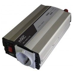 INVERTER ELETTRONICO X AUTO MKC-300B12-USB 300W C/USB