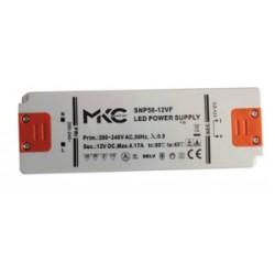 ALIMENTATORE X LED 50W 12V MKC50-12VF