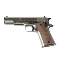 PISTOLA A SALVE MM.8 CROMO ART.911C